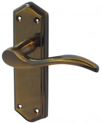 ANTI BRONZE LEVER LATCH 175MM